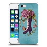 Official Brigid Ashwood Vintage Romance 2 Velvet Blossoms 2 Soft Gel Case For Apple Iphone 5 / 5S / Se