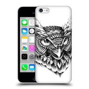 Official Bioworkz Aves Ornate Owl Head Hard Back Case For Apple Iphone 5C