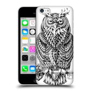 Official Bioworkz Aves Great Horned Owl Hard Back Case For Apple Iphone 5C