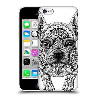 Official Bioworkz Canine Frenchie Hard Back Case For Apple Iphone 5C