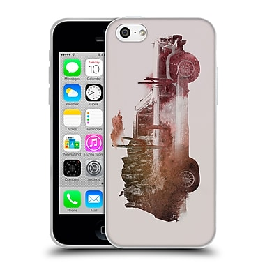 Official Robert Farkas Cars Drive Me Back Home 2 Soft Gel Case For Apple Iphone 5C