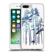 Official Robert Farkas Landscapes Winter Wolf Soft Gel Case For Apple Iphone 7 Plus