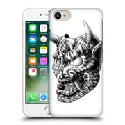 Official Bioworkz Ornate 3 Demon Mask Hard Back Case For Apple Iphone 7