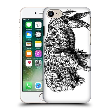 Official Bioworkz Wildlife Bison Hard Back Case For Apple Iphone 7