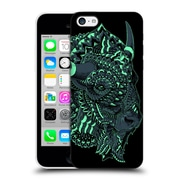 Official Bioworkz Coloured Wildlife 1 Bison Hard Back Case For Apple Iphone 5C