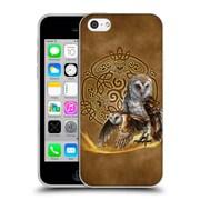 Official Brigid Ashwood Celtic Wisdom Owl Soft Gel Case For Apple Iphone 5C