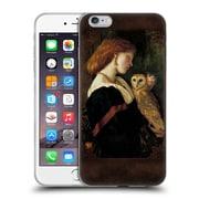 Official Brigid Ashwood Pre-Raphaelite Owl Soft Gel Case For Apple Iphone 6 Plus / 6S Plus