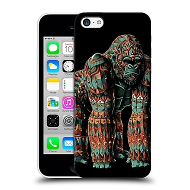 Official Bioworkz Coloured Wildlife 1 Silverback Hard Back Case For Apple Iphone 5C