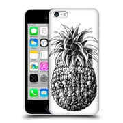 Official Bioworkz Ornate Pineapple Hard Back Case For Apple Iphone 5C