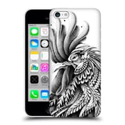 Official Bioworkz Ornate Rooster Hard Back Case For Apple Iphone 5C