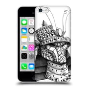 Official Bioworkz Ornate Samurai Helm Hard Back Case For Apple Iphone 5C