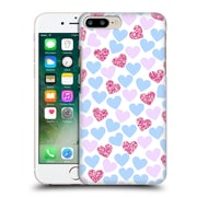 Official Haroulita Patterns Love Hearts Hard Back Case For Apple Iphone 7 Plus