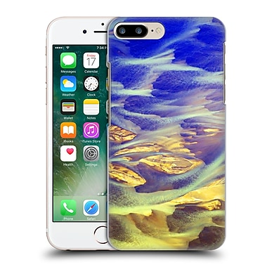 Official Haroulita Marble Wavy Day Hard Back Case For Apple Iphone 7 Plus