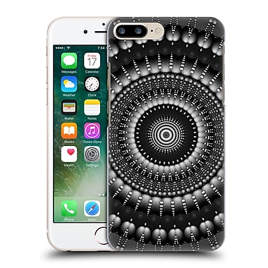 Official Haroulita Monochrome Bubbles Hard Back Case For Apple Iphone 7 Plus