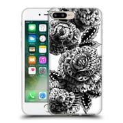 Official Bioworkz Ornate Four Roses Soft Gel Case For Apple Iphone 7 Plus