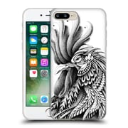 Official Bioworkz Ornate Rooster Soft Gel Case For Apple Iphone 7 Plus