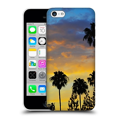 Official Haroulita Places 3 California Sunset Hard Back Case For Apple Iphone 5C