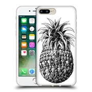 Official Bioworkz Ornate Pineapple Soft Gel Case For Apple Iphone 7 Plus