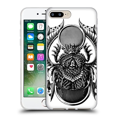 Official Bioworkz Ornate Egyptian Scarab Soft Gel Case For Apple Iphone 7 Plus