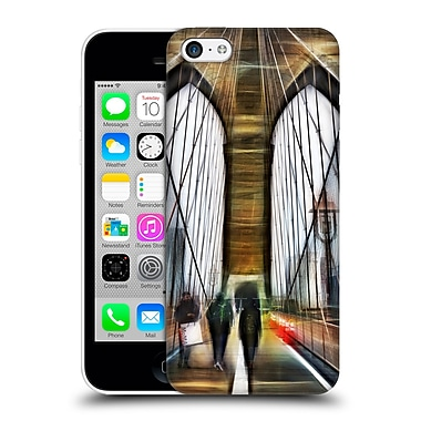 Official Haroulita Places 2 Brooklyn Bridge Hard Back Case For Apple Iphone 5C