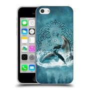 Official Brigid Ashwood Celtic Wisdom Dolphin Soft Gel Case For Apple Iphone 5C
