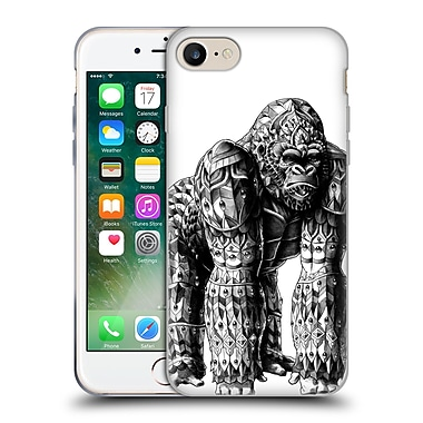 Official Bioworkz Wildlife Silverback Soft Gel Case For Apple Iphone 7