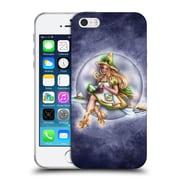 Official Brigid Ashwood Witchen Kitsch Zap Of Zest Soft Gel Case For Apple Iphone 5 / 5S / Se