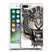 Official Bioworkz Animal Head Eye Of The Tiger Soft Gel Case For Apple Iphone 7 Plus