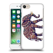 Official Bioworkz Coloured Wildlife 1 Elephant Hard Back Case For Apple Iphone 7