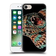 Official Bioworkz Coloured Wildlife 1 Gorilla 1 Hard Back Case For Apple Iphone 7