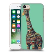 Official Bioworkz Coloured Wildlife 1 Giraffe Hard Back Case For Apple Iphone 7