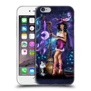 Official Brigid Ashwood Witchen Kitsch The Purrfect Spell Soft Gel Case For Apple Iphone 6 / 6S