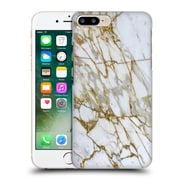 Official Haroulita Marble Gold Hard Back Case For Apple Iphone 7 Plus