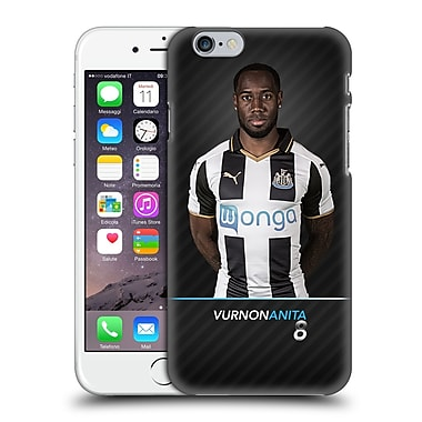 Official Newcastle United Fc Nufc 2016/17 First Team 2 Anita Hard Back Case For Apple Iphone 6 / 6S