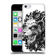 Official Bioworkz Animal Head Lion Hard Back Case For Apple Iphone 5C