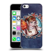 Official Brigid Ashwood Fairies 1 Red Gothic Soft Gel Case For Apple Iphone 5C