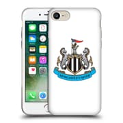 Official Newcastle United Fc Nufc 2015/16 Crest Kit Change Full Colour Soft Gel Case For Apple Iphone 7