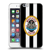 Official Newcastle United Fc Nufc Retro Badge Collection 1996 Home Shirt Front Soft Gel Case For Apple Iphone 6 Plus / 6S Plus