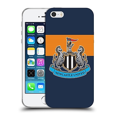 Official Newcastle United Fc Nufc 2016/17 Kit Change Soft Gel Case For Apple Iphone 5 / 5S / Se