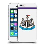 Official Newcastle United Fc Nufc 2016/17 Kit Third Soft Gel Case For Apple Iphone 5 / 5S / Se