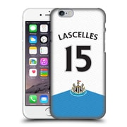Official Newcastle United Fc Nufc 2015/16 Players Home Kit Jamaal Lascelles Hard Back Case For Apple Iphone 6 / 6S