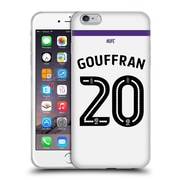 Official Newcastle United Fc Nufc 2016/17 Players Third Kit 1 Gouffran Soft Gel Case For Apple Iphone 6 Plus / 6S Plus