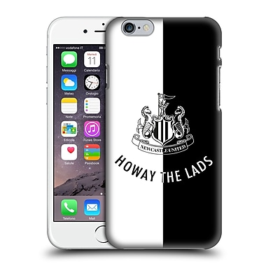 Official Newcastle United Fc Nufc Howay The Lads Tunnel Sign Portrait Hard Back Case For Apple Iphone 6 / 6S