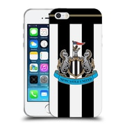 Official Newcastle United Fc Nufc 2016/17 Kit Home Soft Gel Case For Apple Iphone 5 / 5S / Se
