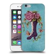 Official Brigid Ashwood Vintage Romance 2 Velvet Blossoms 2 Soft Gel Case For Apple Iphone 6 / 6S