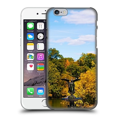 Official Haroulita Places 4 Central Park Ny 1 Hard Back Case For Apple Iphone 6 / 6S