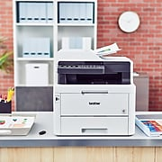 Brother MFC-L3770CDW Color Laser Printer All-in-One with Wireless, Duplex and Scanning