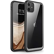 SUPCASE Unicorn Beetle Style Black Slim Case for iPhone 11 (S-11-6.1-UBS-BK)
