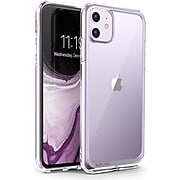 SUPCASE Unicorn Beetle Style Clear Slim Case for iPhone 11 (S-11-6.1-UBS-CL)