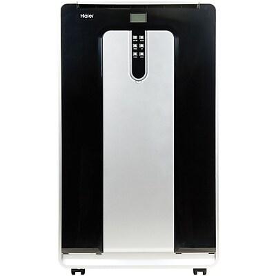 Haier 14,000 BTU 115V Dual-Hose Portable Air Conditioner with Remote Control